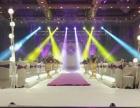 青岛博爵专业舞台桁架灯光音响大屏演出设备租赁