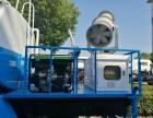 东风12吨洒水车带射程30米雾炮低价出售可分期