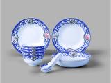 四季呈祥餐具 瓷器茶具 创意瓷器 餐具瓷器 高档瓷器工艺品摆件