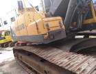 荆州个人一手沃尔沃360B挖掘机整车原版,性能可靠