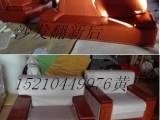 沙发维修塌陷修复布艺真皮沙发换皮餐椅换面床头翻新