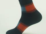 热卖  男士竹浆纤维春秋袜 商务休闲袜 中筒抗菌袜 批发定做