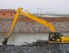 济南市水陆挖机出租水上挖机出租服务