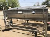 福瑞達雞爪自動漂燙機時產1000公斤