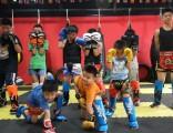 石岩学习泰拳搏击健身俱乐部