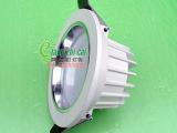特价优惠 LED筒灯外壳 嵌入式 筒灯灯具配件 3寸压铸筒灯套件
