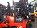 合力 2-3.5吨 叉车  (二手杭州抱夹叉车价格)