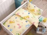 石家庄幼儿园被褥 6件套纯手工棉花被子褥子 荞麦皮枕头