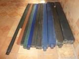 环保塑料轨枕木
