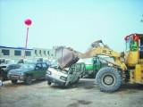 济南回收报废汽车 僵尸汽车 停放多年的旧车事故车