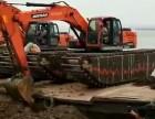 武汉沌口开发区哪里有清於机械设备出租烂泥清於挖掘机出租