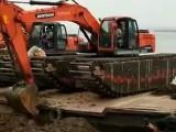 乌兰察布化德沼泽地挖掘机租赁电话