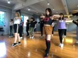黄冈罗田专业爵士舞教练进修学校ME华翎