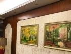 宜昌著名工装团队,提供墙绘壁画手绘墙定制.油画定制