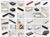 PVC塑料异型材厂家  来图来样定做优质PVC型材 塑料边框条