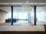 辦公室隔斷玻璃安徽創美玻璃定制
