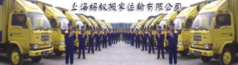 上海蚂蚁搬家搬场家具吊装物流有限公司