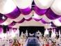 温州户外礼仪活动布置欧式高档桌椅篷房出租