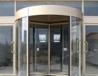 天津东丽区安装玻璃门天津维修感应玻璃门旋转玻璃门