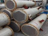 二手列管式不锈钢换热回收 废旧不锈钢列管换热器厂家