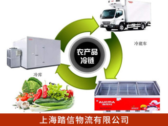 上海到深圳冷链物流专线一站式服务