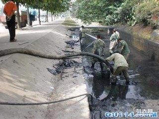 蔡甸区专业化粪池污水池沉淀池清理13986227743