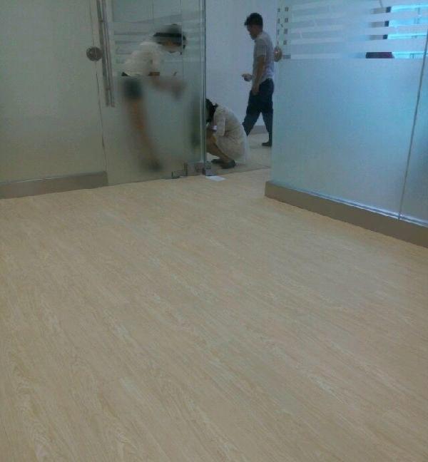 PVC地板 LG地板 塑料PVC地板