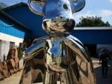 广州鎏芳不锈钢制品公司定制雕塑摆件主题小品抽象工艺