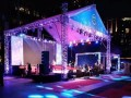 三水租赁 铝架帐篷 桁架背景 舞台搭建 音响灯光 贵宾椅