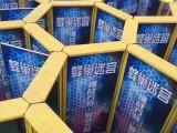 成都灯光节展览租赁 灯光展布置 灯光造型制作
