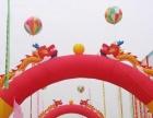 双龙拱门,充气双龙拱门,空飘气球,落地球,灯笼柱