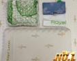 全新泰国乳胶枕,皇家、优比思2大品牌