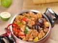 特色东北压锅菜 形式新颖 味道好 容易操作