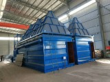 DMC脉冲式布袋除尘器砖厂砖窑专用高温布袋粉尘处理设备