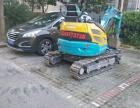 上海崇明一米宽小型挖掘机出租  小型挖掘机出租公司