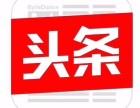 今日头条-华南总部-广州分公司(非代理)