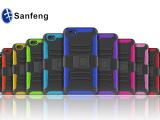 颜色多选 苹果iPhone6【5.5寸】三防手机保护套 机器人支
