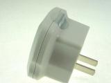 视贝电源转换插座 转换插头 多功能一转三
