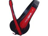 LPS-1002N乐普士头戴式电脑耳机 电脑配件批发
