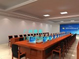 博奥无纸化软件 超薄含屏自动升降会议桌