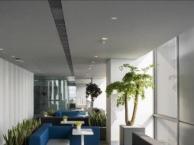 高科技企业金融公司写字楼装修办公室展厅装修设计
