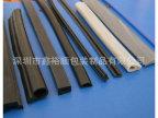 现货销售 硅胶条 实心橡胶条 橡胶挤出条 橡胶发泡条 橡胶产品