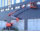 东莞东坑广场建设用升降平台,高空设备安装用升降车租赁