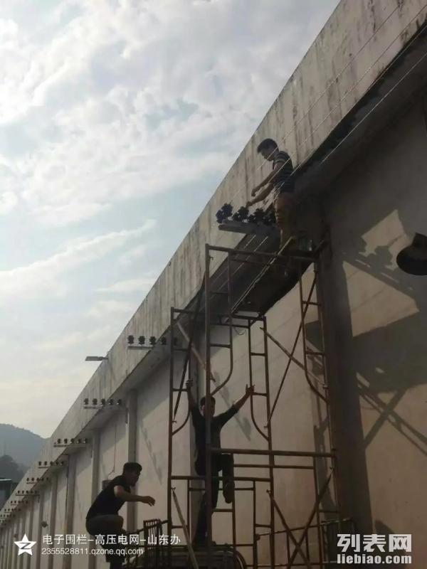 供应烟台看守所高压电网 兰星LX-2010A 厂家直销