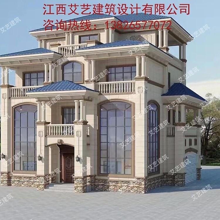 泉州别墅设计 泉州自建房设计 泉州小洋楼设计