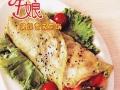 特色早餐加盟店排行榜山东果蔬煎饼培训 教配方送设备