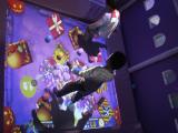 蹦床投影互动AR乐园设备