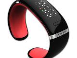 L12无线蓝牙手环智能手表一拖二音乐手镯手机伴侣接听电话腕表