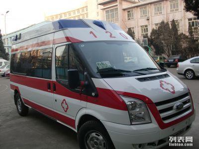 北京救护车出租 重症病人长途护送