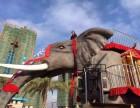大型巡游机械大象现货出租租赁